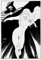 Cloak and Dagger by jgledson