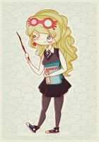 luna lovegood by agusmp