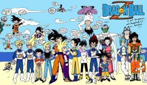 +One Helluva Groupie...DBZ-GT+ by Goten-Rockz