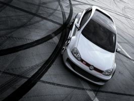 GTI W12 650 Wallpaper by BlueG6o