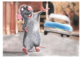 Ratatouille by ElenaR