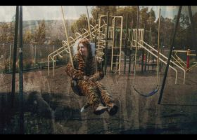Swinging Tiger by catemate
