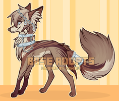 Dog Adopt Auction - closed by BaseAdopts
