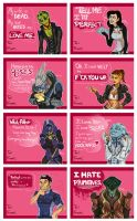 Mass Effect Failentines 2015 by Puppy-Chow