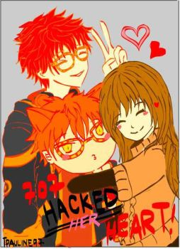 707 Hacked her Heart by paulineterbio97