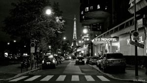 Paris ville mythique. by Frederic-Moncel