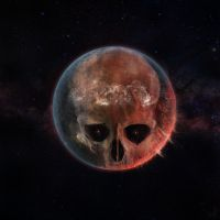Skull earth by Machinezeit