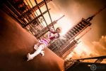 FIGHT! - Lili Rochefort Cosplay by Hainecch