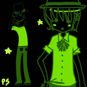 green cabaret by JohnnyxDantePS