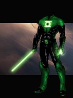 Green Lantern Costume by ChapmanBaritone