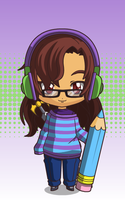 Chibi Maker ID by firegirl1995