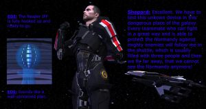 Mass Effect - Wallpaper of Goofiness by Deemonef