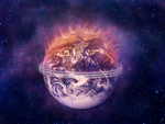 Firing Earth Wallpaper by Khromas