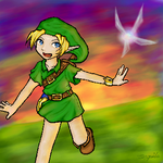 Carefree child Link by Jequila