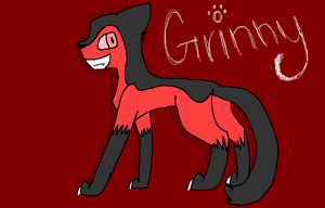 Grinny by Clouleo