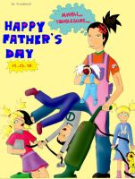 Shikamaru Perfect Dad by PizzAmorE