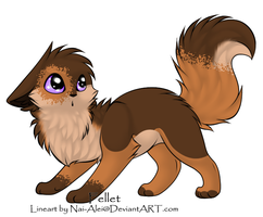 Fellet Adopt 1 Closed by Tori-Adopts