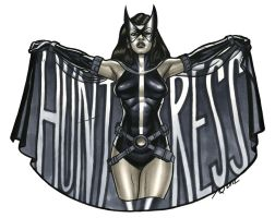 Huntress Commission by quin-ones