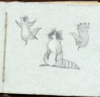 art book - coons by luve