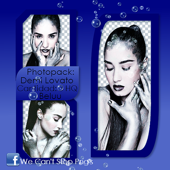 Photopack Png Demi Lovato #14 by BeluuBieberEditions