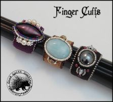 Finger Cuffs by GoodQuillHunting