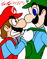 Stupid Mario Bros. by TheDJTC