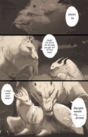 grimm comic page 2 by moodymod