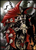 Spawn Colabo.... by HA-GFX