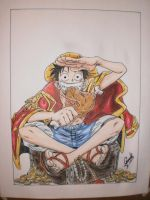 one piece by elartificioso
