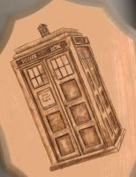 Tardis by wickedtiger86