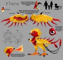 Flare by Pink-Death-Pigeon