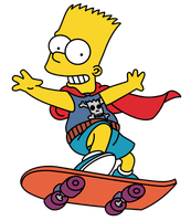 Bart the Daredevil by Mighty355