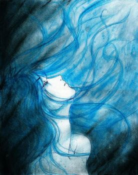 .:Blue:. by kubcia