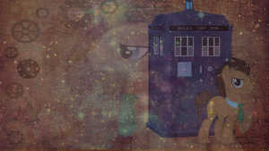 WALLPAPER: Doctor Who by NaczosowyPoniakPL