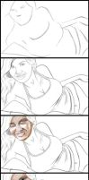 STEP-BY-STEP Elisha Cuthbert by patricktoifl