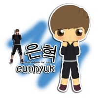 SPAO chibis -  Eunhyuk by flyinfLa