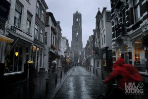 To Utrecht by couleur