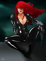 Black Widow by Gabzx18x