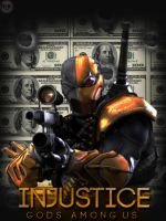 INjustice Deathstroke by NHKkyo