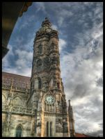 Temple of St. Alzbeta - Kosice by jufe