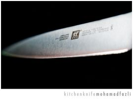 zwilling no. 5 - kitchen knife by mohamadfazli