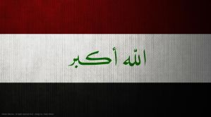 Iraq flag by hady-sh