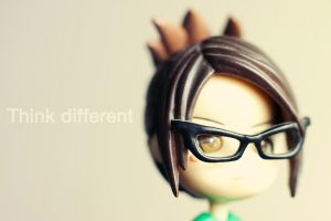 Think different by argonauta