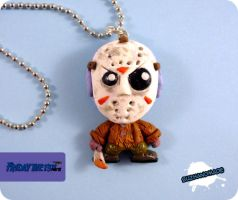 FIMO - Jason Voorhes by buzhandmade