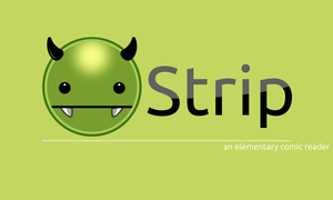 Strip, an elementary reader by Gusions