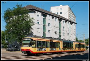 Dual System Train by TramwayPhotography