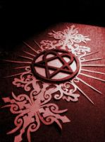 Heartagram Design by rcarden2