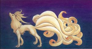Number 38 Ninetails by Goddess-of-Time
