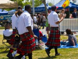 WEARING OF THE KILT by zootnik