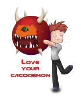 Love your Caco by Naixoa